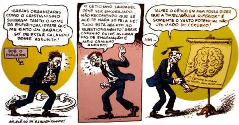 """Robert Crumb, """"Minha Vida"""" (Ed. Conrad)"""