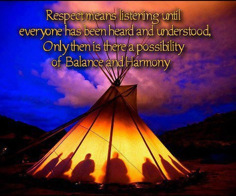 respect and harmony